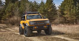 Ford Bronco 2021: Biểu tượng Off-Road trở lại, đe dọa Jeep Wrangler