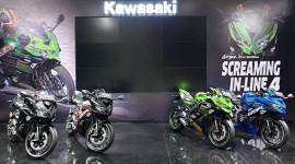 Kawasaki Ninja ZX-25R 2020 mạnh 51 mã lực, giá từ 6.600 USD