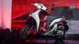 Giá các phiên bản Honda Sh mode 2021 vừa ra mắt