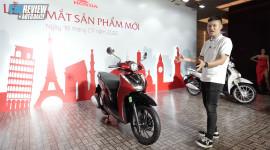 """Tìm hiểu nhanh """"hàng nóng"""" Honda Sh mode 2021"""