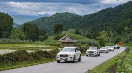 Chinh phục Tây Bắc cùng Volvo Extreme Tride