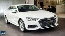 Audi Việt Nam hỗ trợ 50% phí trước bạ cho Audi A4 và Audi Q5