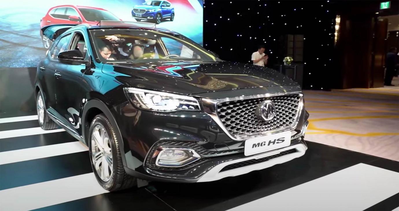 Trải nghiệm nhanh MG HS 2020 giá từ 788tr, đối thủ Mazda CX-5, Honda CR-V