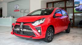Chi tiết Toyota Wigo 2020 giá từ 352 triệu, đấu Fadil, Grand i10