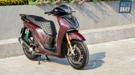 Honda SH 150i độ hơn 500 triệu của dân chơi Hà Nội