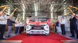 Mitsubishi Xpander 2020 bản lắp ráp trong nước trình làng, giá 630 triệu đồng