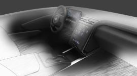 Lộ ảnh phác họa nội thất của Hyundai Tucson 2021: Hiện đại như xe Đức