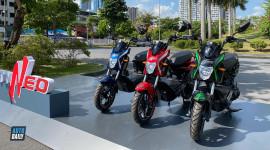 Xe máy điện YADEA Xmen Neo ra mắt tại Việt Nam, giá hơn 16 triệu đồng
