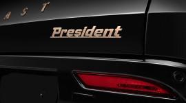 Hé lộ thông tin về SUV V8 đầu bảng VinFast President