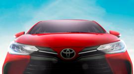 Toyota Vios phiên bản nâng cấp nhá hàng trước ngày ra mắt 25/7