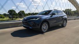 Toyota Venza 2021 ra mắt tại Mỹ, giá từ 33.645 USD