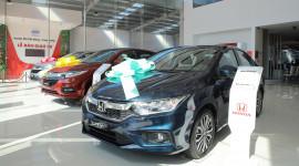 Khai trương Đại lý Honda Ôtô Tiền Giang – Trung Lương
