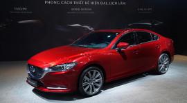 Điểm nhấn thiết kế KODO trên New Mazda6 – Mẫu sedan chuẩn mực của Mazda