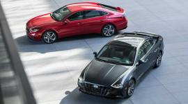 Hyundai Sonata 2021 thêm trang bị tiêu chuẩn, mâm xe 19 inch