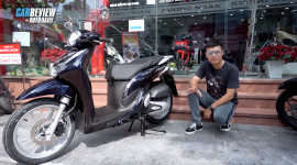 SOI KỸ Honda Sh mode 2021 vừa về đại lý - Nhiều nâng cấp đáng giá