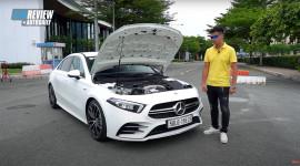 Đánh giá Mercedes AMG A 35 4Matic 306 mã lực - Gã tí hon mang trái tim người khổng lồ