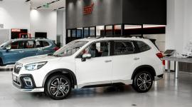 Subaru: Thương hiệu của các công nghệ an toàn đầu bảng đến từ Nhật Bản