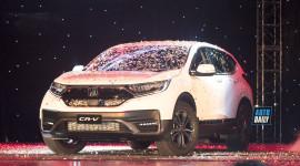 Honda CR-V 2020 sẽ có giá khởi điểm từ 1,009 tỷ tại Việt Nam?