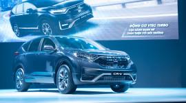 Giá lăn bánh các phiên bản Honda CR-V 2020 tại Việt Nam