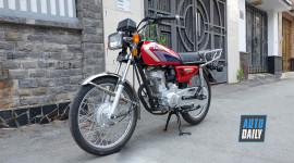 """Chi tiết """"xế cổ"""" Honda CG125 FI 2020 đầu tiên tại Sài Gòn"""
