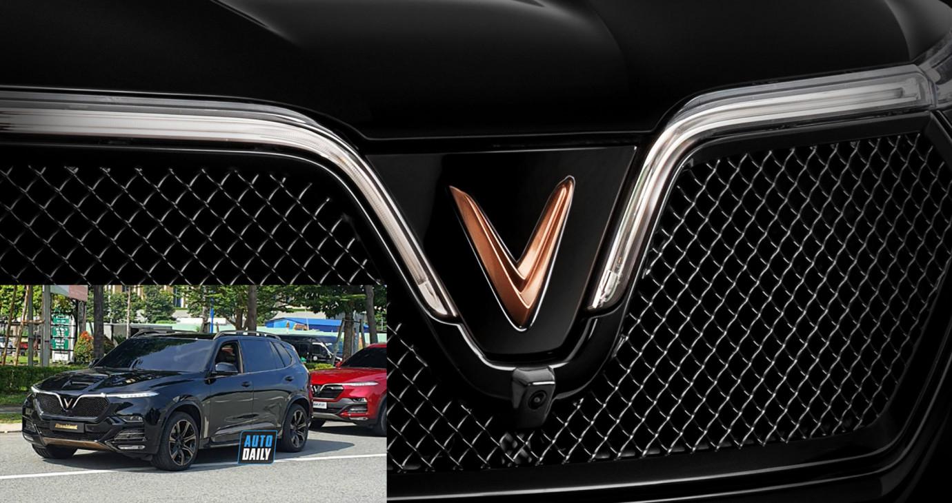 """VinFast President tiếp tục NHÁ HÀNG ảnh CỰC CHẤT, xe bị """"tóm gọn"""" tại Bình Dương"""