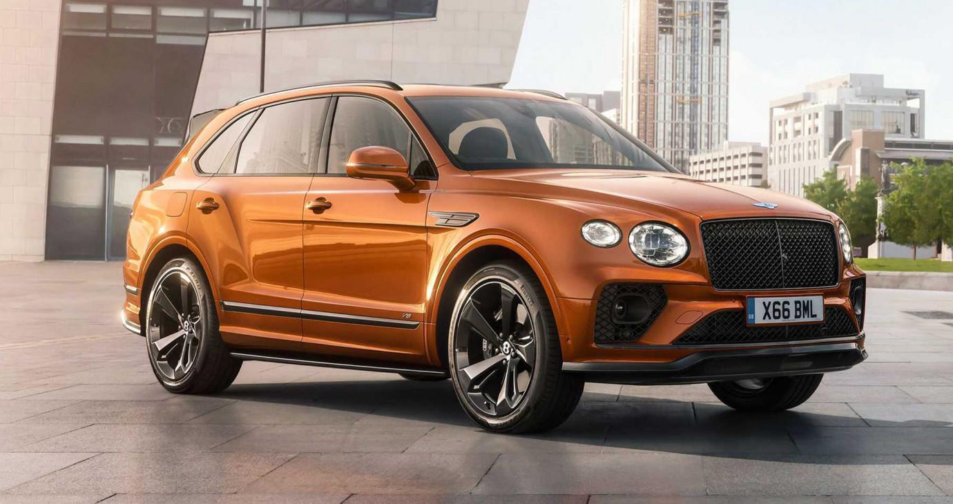 Bentley giới thiệu 4 gói phụ kiện tuỳ chọn cho Bentayga 2021