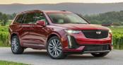 Cadillac XT6 2020 phiên bản bọc thép ra mắt, giá 86.000 USD