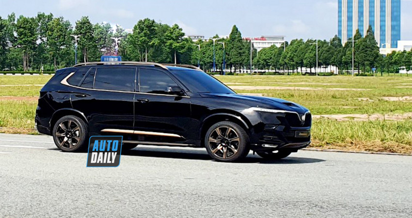 Dự đoán cấu hình, giá bán VinFast President - Đối thủ của Lexus LX570