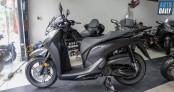 Ảnh chi tiết Honda SH300i 2020 Total Black Edition