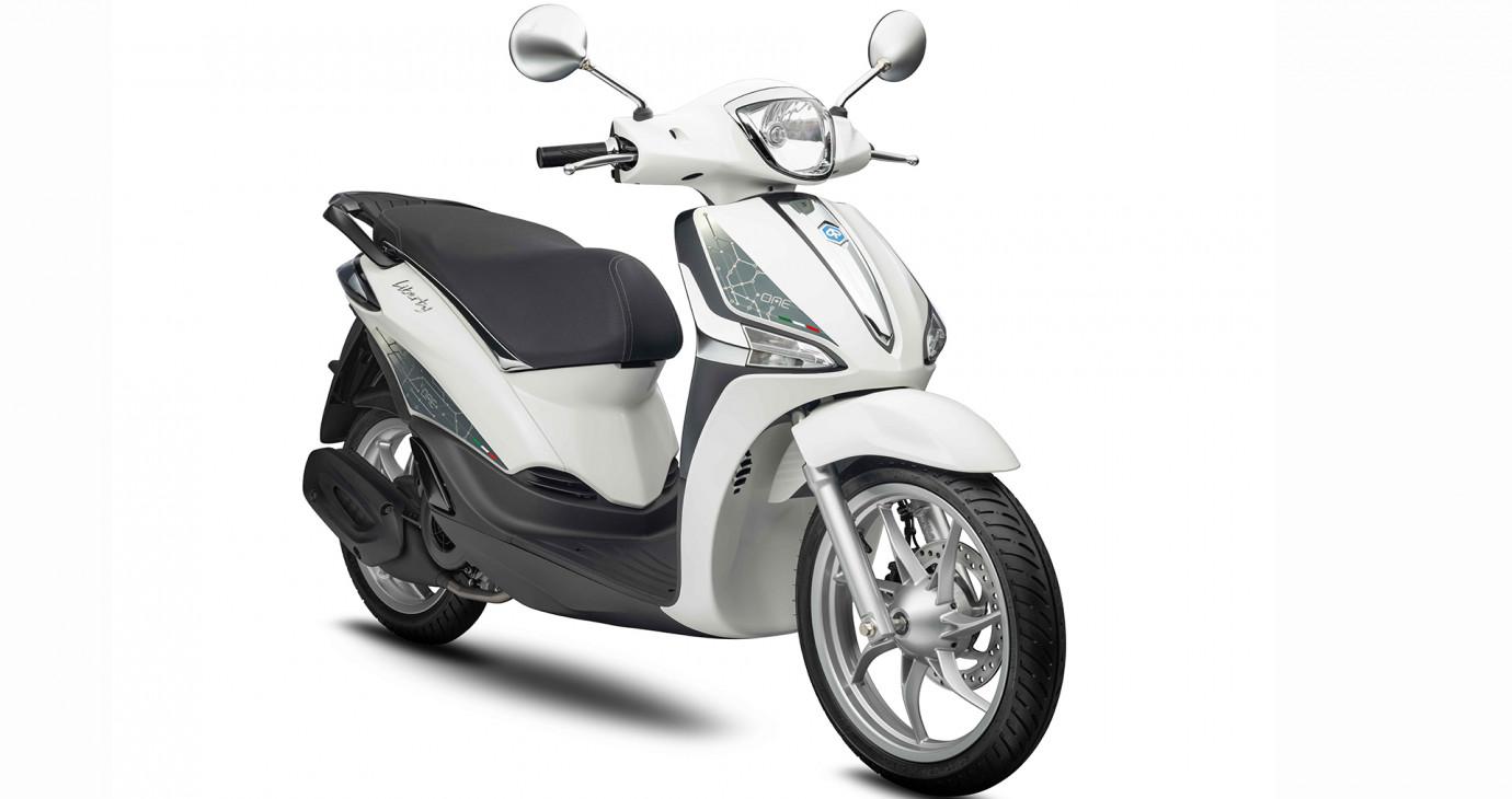 Piaggio Liberty One 2020 ra mắt tại Việt Nam, giá 48,9 triệu đồng