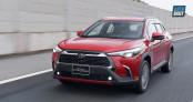 Ảnh chi tiết Toyota Corolla Cross 1.8V 2021 giá 820 triệu đồng