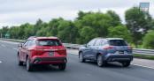 Ảnh chi tiết Toyota Corolla Cross 2021 giá từ 720 triệu tại Việt Nam