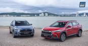 Toyota Corolla Cross 2020: Kẻ thay đổi cuộc chơi phân khúc SUV tầm giá dưới 1 tỷ