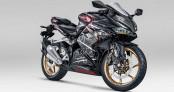 """Honda CBR250RR SP Garuda X Samurai """"cực ngầu"""" trình làng"""