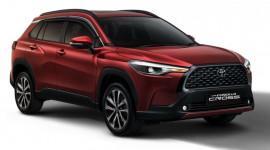 Toyota Corolla Cross ra mắt tại Indonesia, không có Toyota Safety Sense