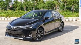 Cận cảnh Toyota Corolla Altis 2020 tại đại lý, giá từ 733 triệu