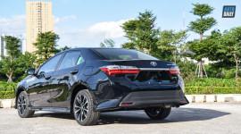 Ảnh chi tiết Toyota Corolla Altis 2020 giá từ 733 triệu tại đại lý