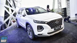 Phân khúc SUV 7 chỗ tháng 7/2020: Hyundai Santa Fe bỏ xa Toyota Fortuner