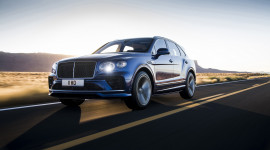 Bentley Bentayga Speed 2021 ra mắt: SUV nhanh nhất thế giới