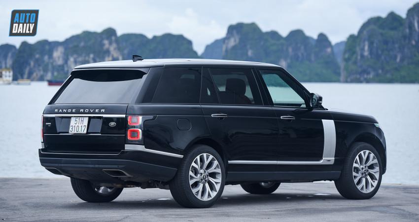 Ảnh chi tiết Range Rover Autobiography LWB P400 2020 hơn 11 tỷ