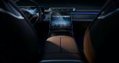 Nội thất Mercedes S-Class 2021 rộng rãi, sang trọng và tinh tế hơn bao giờ hết