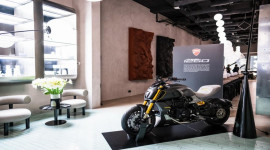 Ducati Diavel 1260 Lamborghini: Kiệt tác của hai thương hiệu Ý