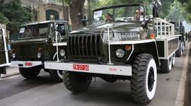 Bí ẩn biển số xe quân đội