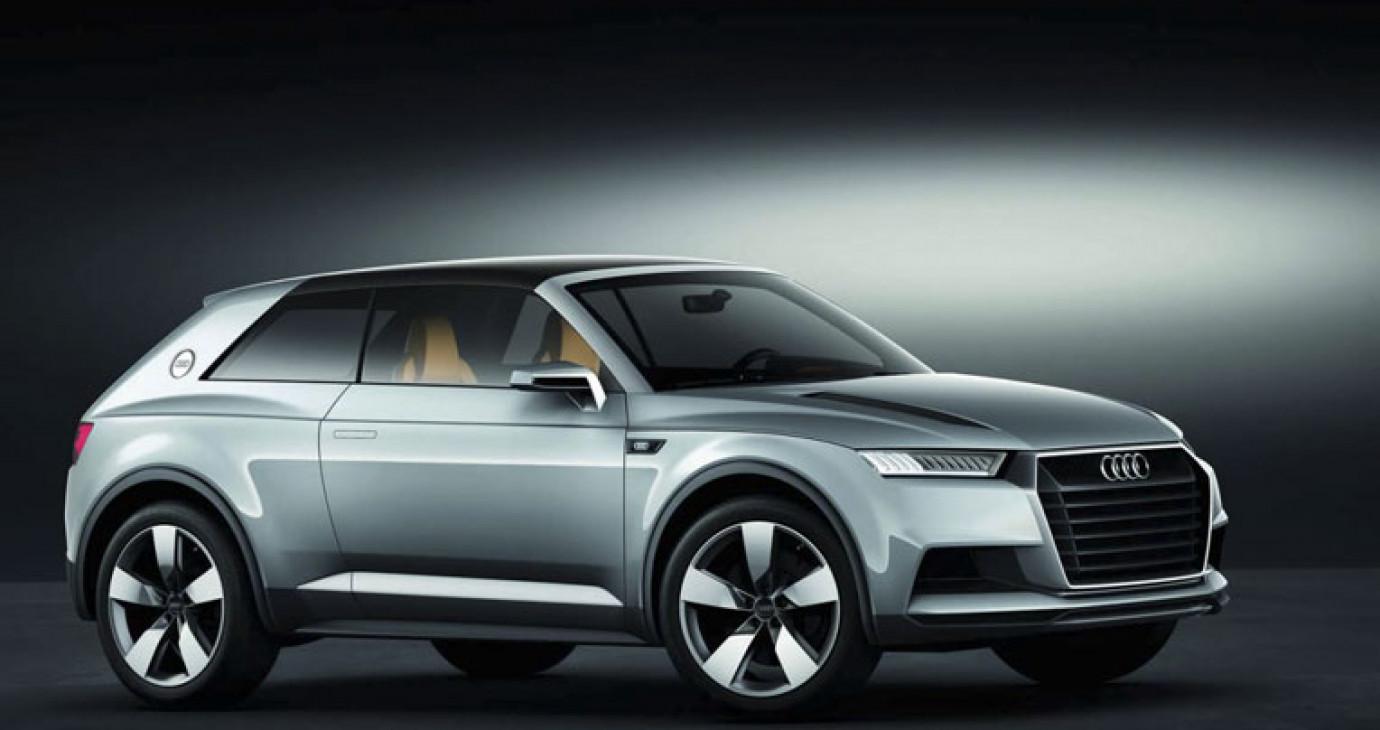 Audi Q8 sẽ trình làng vào năm 2017