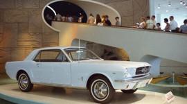 Kỷ niệm 50 năm Ford Mustang
