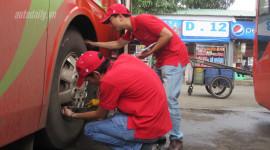 Đến Bridgestone để được chăm sóc lốp miễn phí