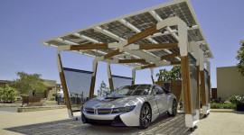 Bến đỗ xe năng lượng mặt trời