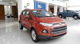 Ford EcoSport có giá từ 598 triệu đồng tại Việt Nam