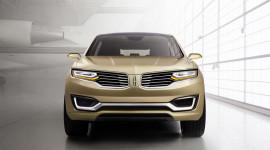 MKX concept – bước chân đầu tiên của Lincoln ra nước ngoài