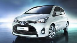 Thay đổi quan trọng trên Toyota Yaris phiên bản cải tiến